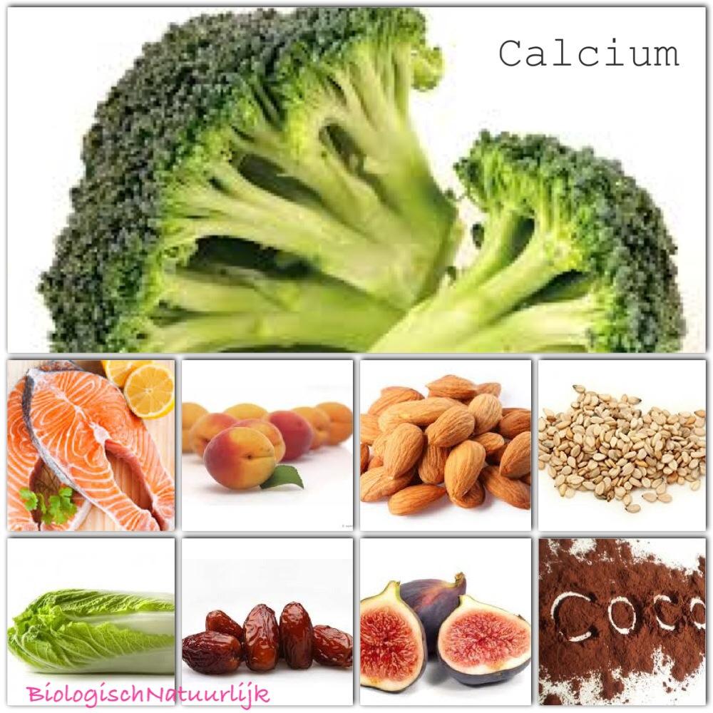 Voeding Rijk Aan Calcium Biologischnatuurlijk