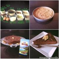 Chocoladetaart - vrij van zuivel, suiker en gluten